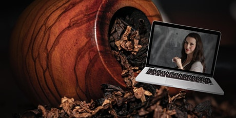 Pipe Tobacco  Accords, with Ashley Eden Kessler (online) tickets