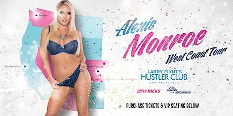 Alexis Monroe @ Hustler Club SF tickets