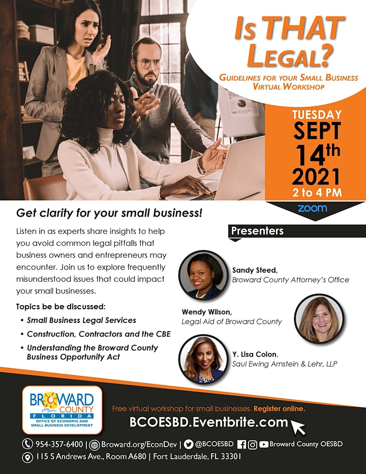 Is THAT Legal?  Guidelines for Your Small Business image