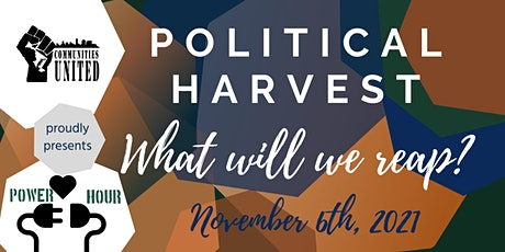 Power Hour - Political Harvest tickets
