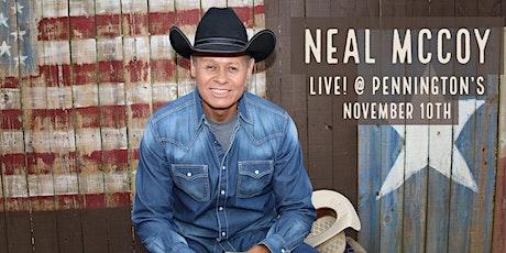Neal McCoy LIVE! @ Pennington's tickets
