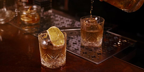 Interactive Cocktail Class: Old Fashioned and Manhattan tickets
