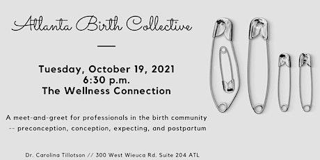 Atlanta Birth Collective- October 2021 tickets
