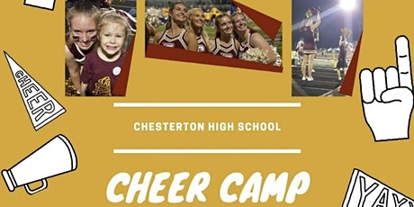 2021 CHS Youth Cheer Camp tickets