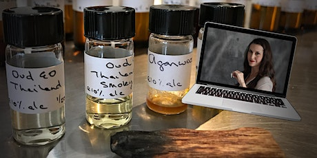 Perfume Accords: Oud, with Ashley Eden Kessler (online) tickets