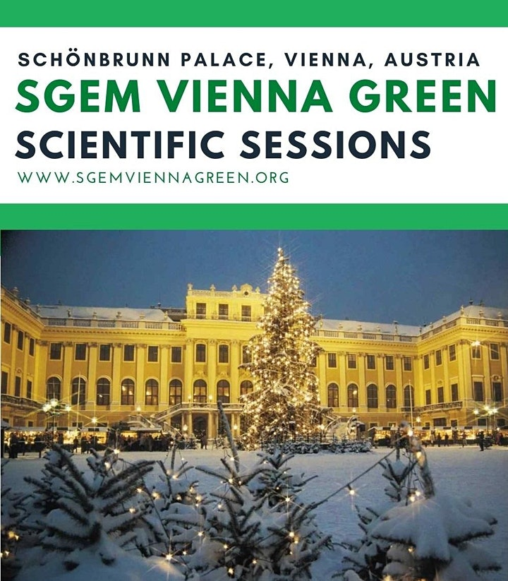 SGEM2021 Vienna GREEN Scientific Extended Sessions image