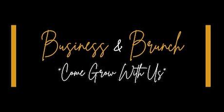 Business & Brunch tickets