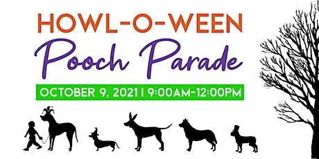 HOWL-O-WEEN Pooch Parade tickets