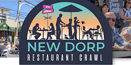 6th  Annual New Dorp Restaurant Crawl tickets