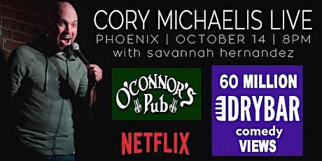Cory Michaelis in Phoenix w/ Savannah Hernandez tickets