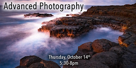 Advanced Photography - In Store Class Roseville CA tickets