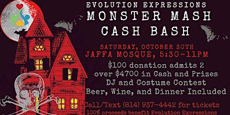 Monster Mash Cash Bash tickets