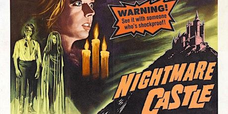 Killer B Cinema: Nightmare Castle tickets