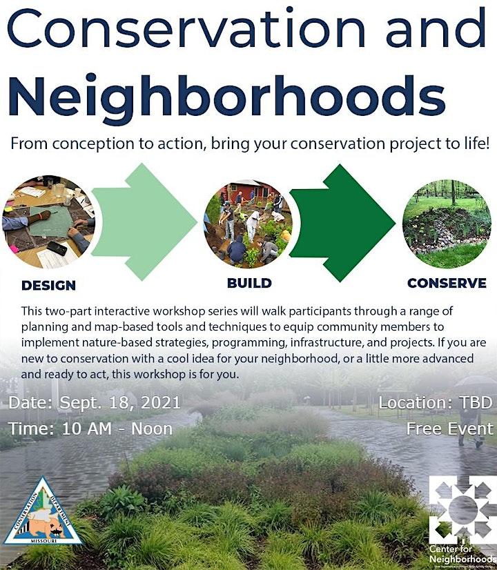 Conservation and Neighborhoods image
