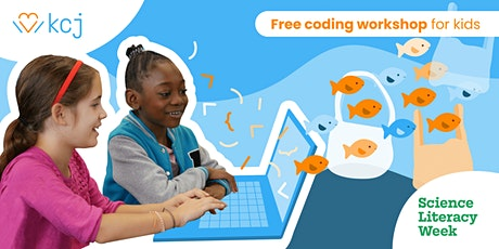 Code a game for Science Literacy: Virtual coding workshop in Scratch - FREE tickets