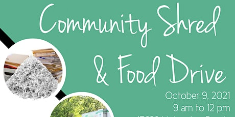 Smile After Smile's Fall Community Shred Event and Canned Food Drive! tickets