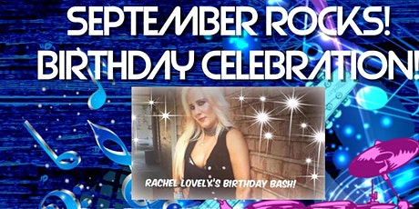 September Rocks! Birthday Party Show Live At The Haven tickets
