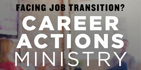 """CAM Large Grp Mtg--""""Successful Career Transition Over 50"""" with John Tarnoff tickets"""