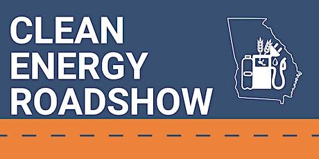 Clean Energy Roadshow -GaTech-Sav-PFC tickets