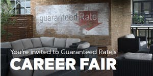 Guaranteed Rate's Career Fair