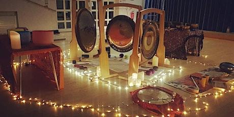 Sacred Sound Inspirations Yuletide Gong Meditation Epping 2021 tickets