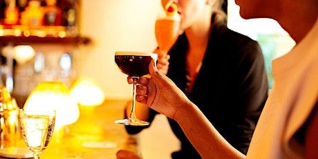Interactive Cocktail Class: Espresso Martini and Margarita tickets