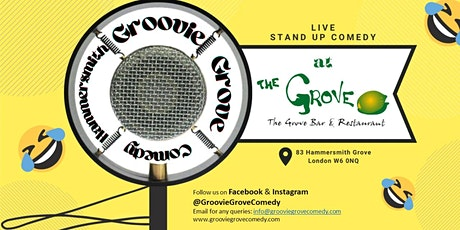 Groovie Tuesdays - Musical /Character Comedy tickets