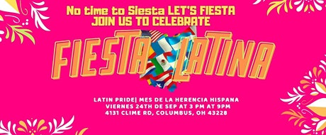 Fiesta Latina 2021 tickets