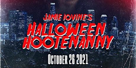 Jamie Iovine's Halloween Hootenanny tickets
