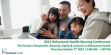 Northwell Health's 2021 Behavioral Health Nursing Conference tickets
