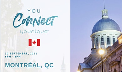 YOUConnect Road Show-Montreal-French & English billets