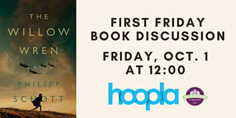 First Friday Book Discussion: The Willow Wren tickets