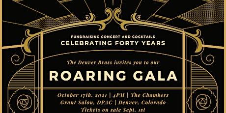 Denver Brass presents A ROARING GALA tickets