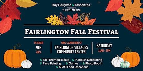 2021 Fairlington Fall Festival tickets