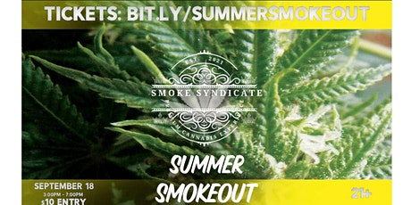 The Summer Smokeout tickets
