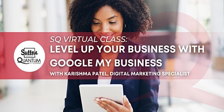 Level Up Your Business with Google My Business tickets