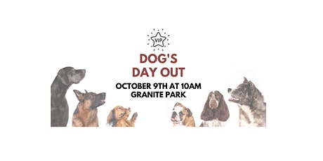 Dog's Day Out! tickets
