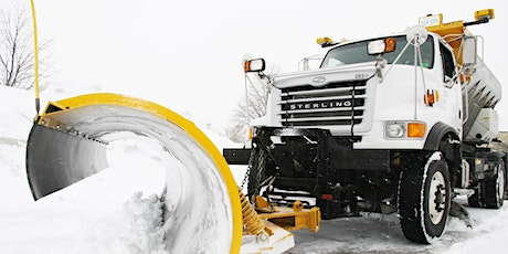 MPCA Smart Salting for Roads Certification Training tickets