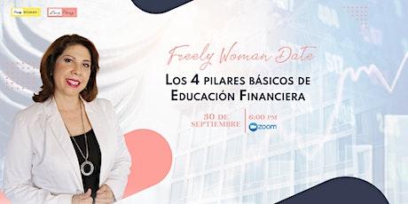 Los 4 Pilares Básicos de Educación Financiera entradas