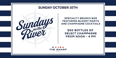 Sundays On The River at The Wharf Miami! tickets