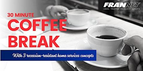 FranNet of Indiana: Coffee Break ☕ tickets