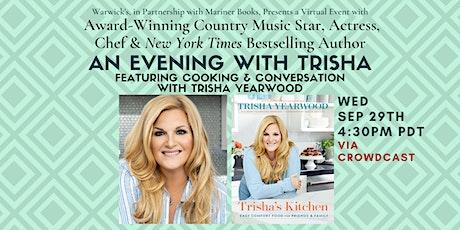 An Evening with Trisha Yearwood tickets