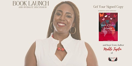 Words Of Wisdom From Women Around The World Book Signing tickets