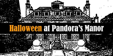 Halloween at Pandora's Manor - An Immersive Escape Room Experience tickets