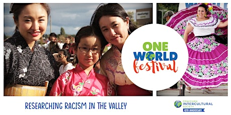 One World Festival: Researching Racism in the Valley, Panel Discussion tickets