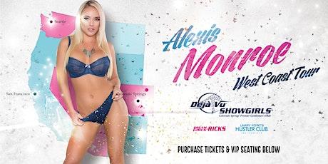 Alexis Monroe @ DeJaVu Showgirls CO Springs tickets