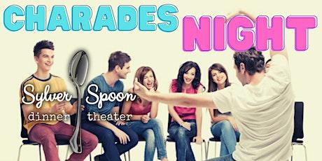 Charades Night at Sylver Spoon tickets