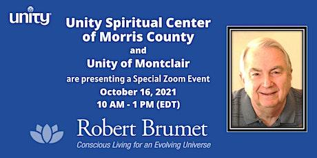 Robert Brumet: Living Originally Workshop tickets