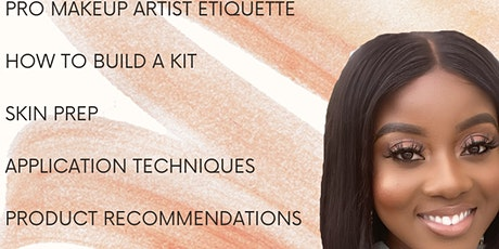 More than Makeup Training Master Class-Professionals & Enthusiasts tickets