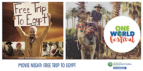 One World Festival: Screening of Free Trip to Egypt tickets